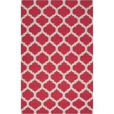 Frontier Venetian Red/Oatmeal Rug