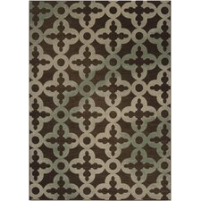 Harmony Doe Skin Brown/Tan Area Rug