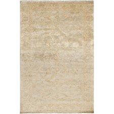 Hillcrest Oyster Gray / Ivory Rug