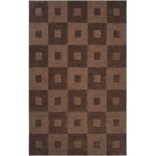 Indus Valley Chocolate Rug
