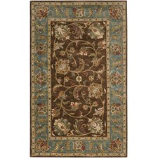 Kensington Chocolate/Ivory Rug