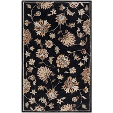 <strong>Surya</strong> Kingston Black Olive/Putty Rug