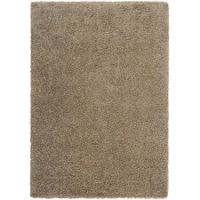 Luxury Shag Tan/Gray Sage Rug
