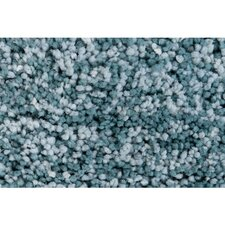 Mellow Dark Robin's Egg Blue/Winter Sky Blue Rug
