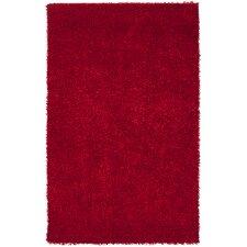 Nitro Red Area Rug