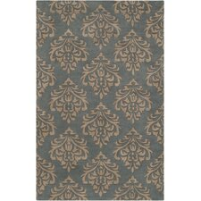 Naya Midnight Green Rug