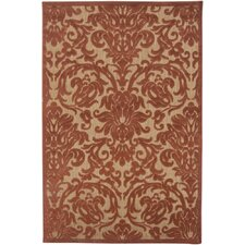 <strong>Surya</strong> Portera Brown Sugar/Raw Sienna Rug