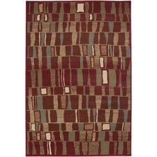 Riley Sienna/Coffee Bean Rug