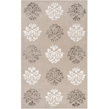 Tamira Feather Gray Rug