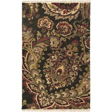 Taj Mahal Golden Brown Rug
