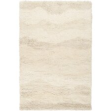 Topography White Rug