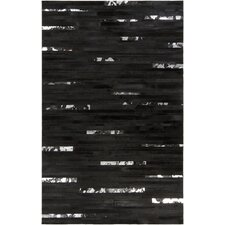 Trail Jet Black Rug