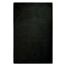 Heaven Coal Black Rug
