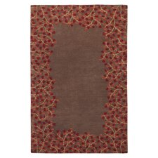 Athena Chocolate Rug