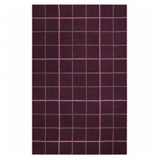 Goa Prune Purple Rug