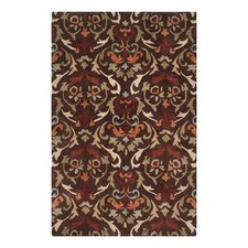 Edgewood Dark Chocolate/Adobe Rug