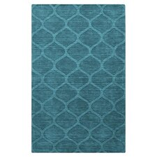 Mystique Peacock Green Rug