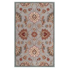 <strong>Surya</strong> Kingston Pussywillow Gray/Army Green Rug