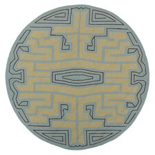 Labrinth Stormy Sea Outdoor Rug