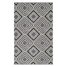 Juniper Pewter/Jet Black Rug