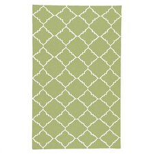 Frontier Peridot/Winter White Rug
