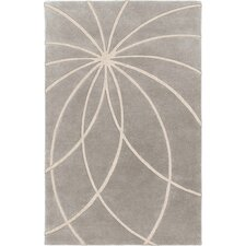 Forum Bay Leaf/Antique White Rug