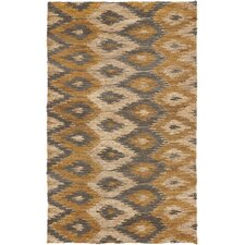 Columbia Camel/Golden Brown Rug