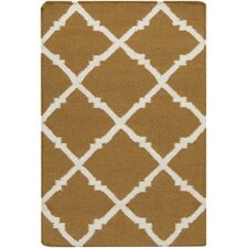Frontier Cumin/Winter White Rug