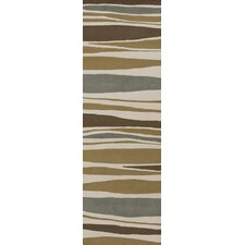 Lighthouse Ivory/Olive Rug