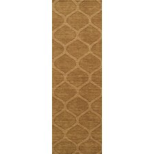 Mystique Golden Brown Rug