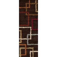 Rosario Dark Chocolate Rug