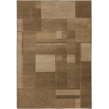 Lenoir Army Green/Mossy Gold Rug