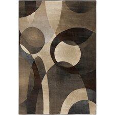 Lenoir Desert Sand/Charcoal Gray Rug