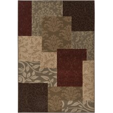 <strong>Surya</strong> Harmony Safari Tan/Multi Rug