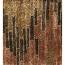 <strong>Surya</strong> Platinum Stone/Golden Brown Rug