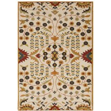 Monterey Parchment/Golden Brown Rug
