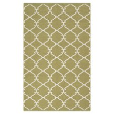Juniper Fern Green Rug