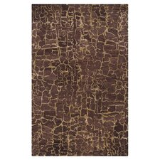 Banshee Plum Wine Area Rug