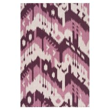 Jewel Tone Ivory/Deep Rugose Rug