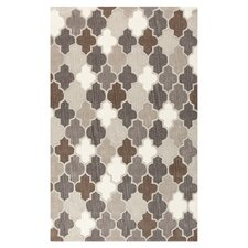 Oasis Safari Tan/Elephant Gray Rug