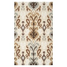Brentwood Putty Area Rug