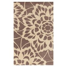 Lace Dark Taupe/Blond Rug