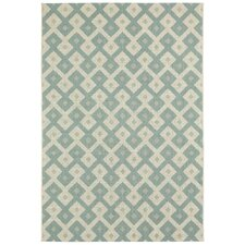 Elsinore Resort Blue Diamond Rug