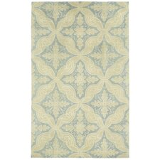 <strong>Capel Rugs</strong> Williamsburg Steel Ben Medallion Rug