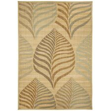 Portia Leaf Indoor/Outdoor Rug