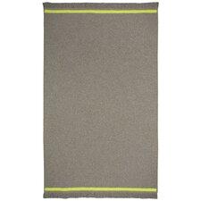 Rookie Smoke Grey/Green Solid Area Rug