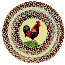 Clarendon Ella's Rooster Novelty Rug
