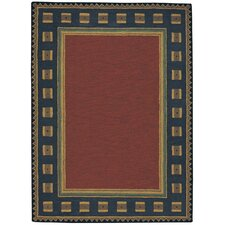 Castle Rock Riverwood Poppy Rug