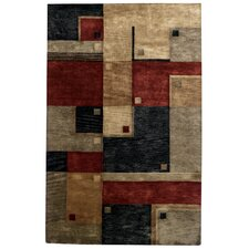 Left Bank Poppy Multi Rug