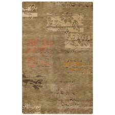 Artscapes Willow Green Rug
